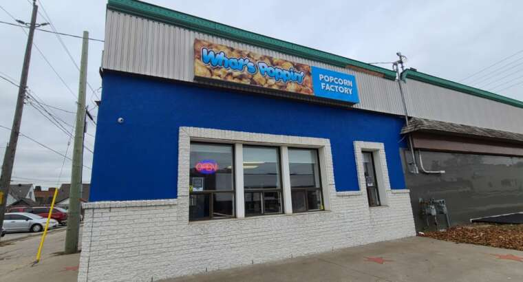 What's Poppin' Popcorn pops up at new Windsor storefront